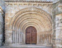portadas románicas esgueva