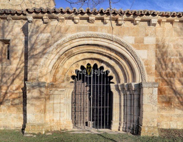 iglesia románica de villacadima
