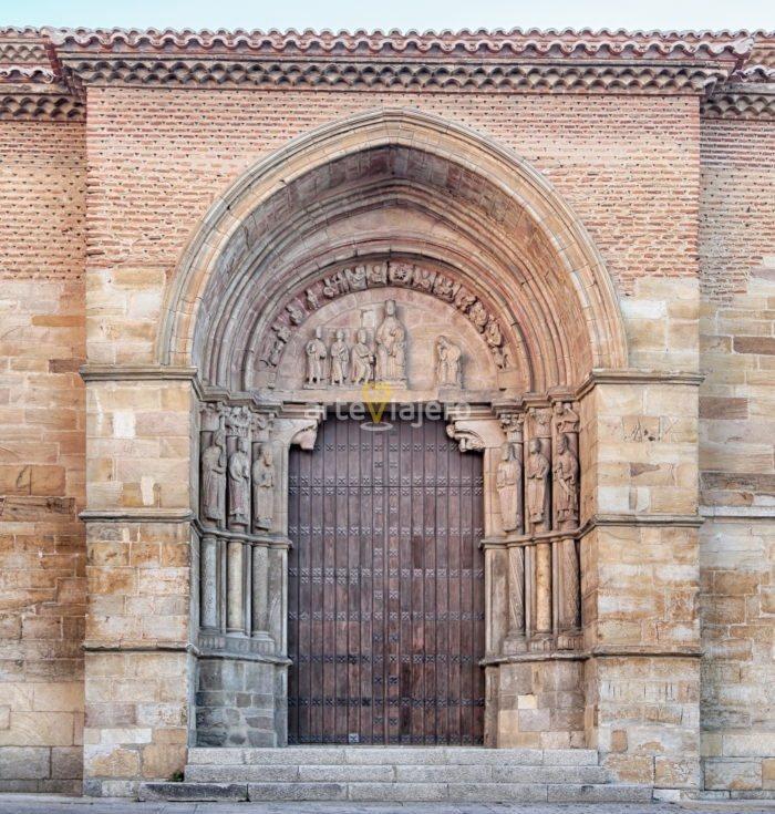 iglesia de san juan del mercado