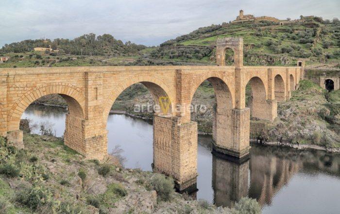 puente romano de alcántara, puente de alcántara