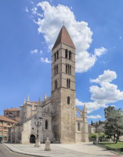 torre de santa maría la antigua de valladolid