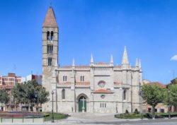 iglesia de santa maría la antigua de valladolid