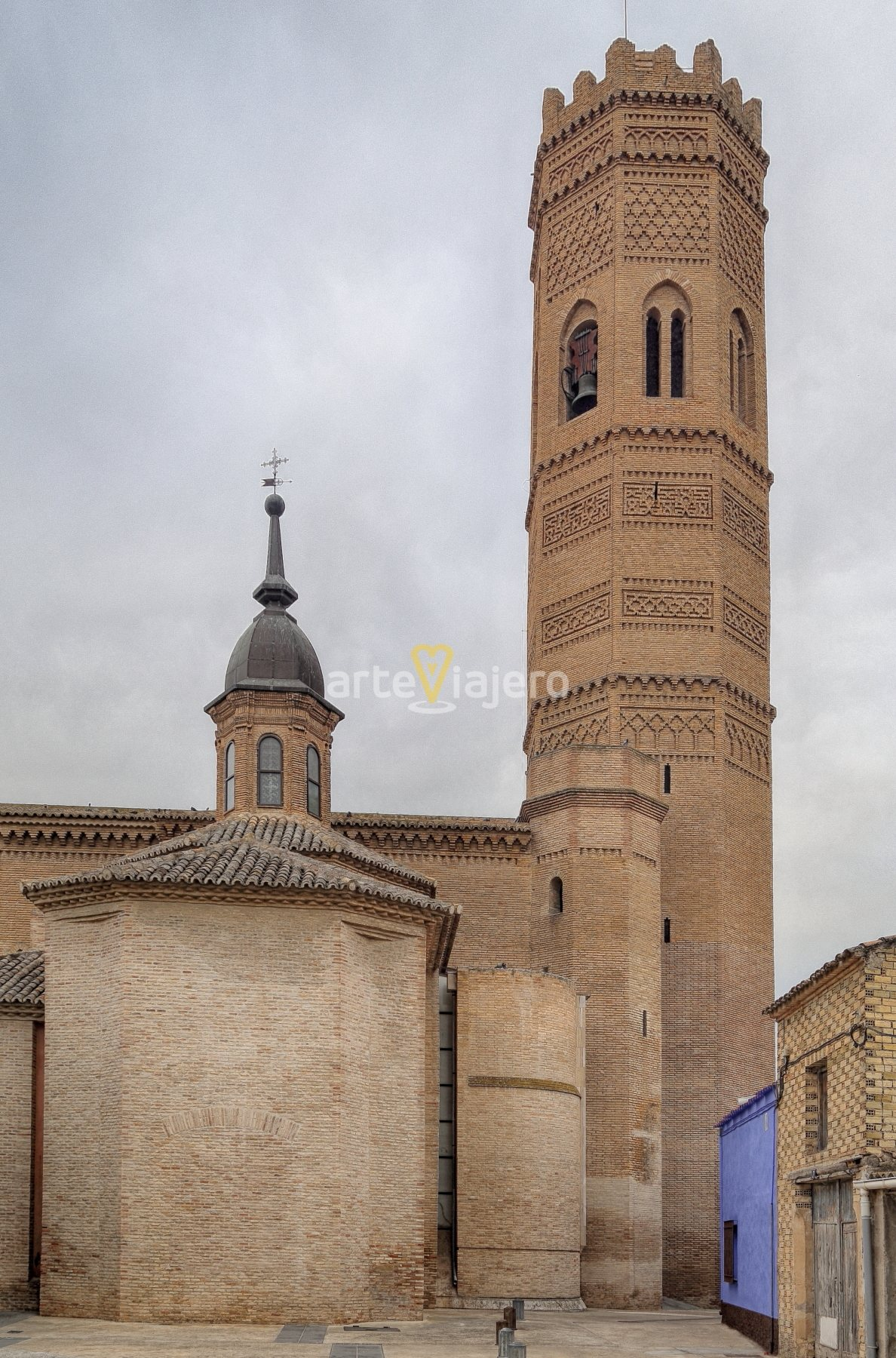 torre mudéjar