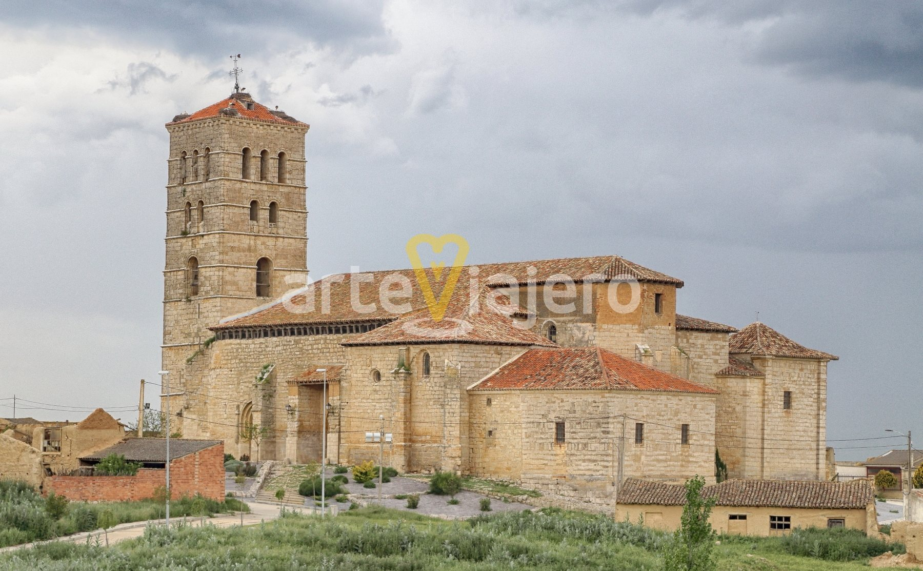 iglesia de torremormojón