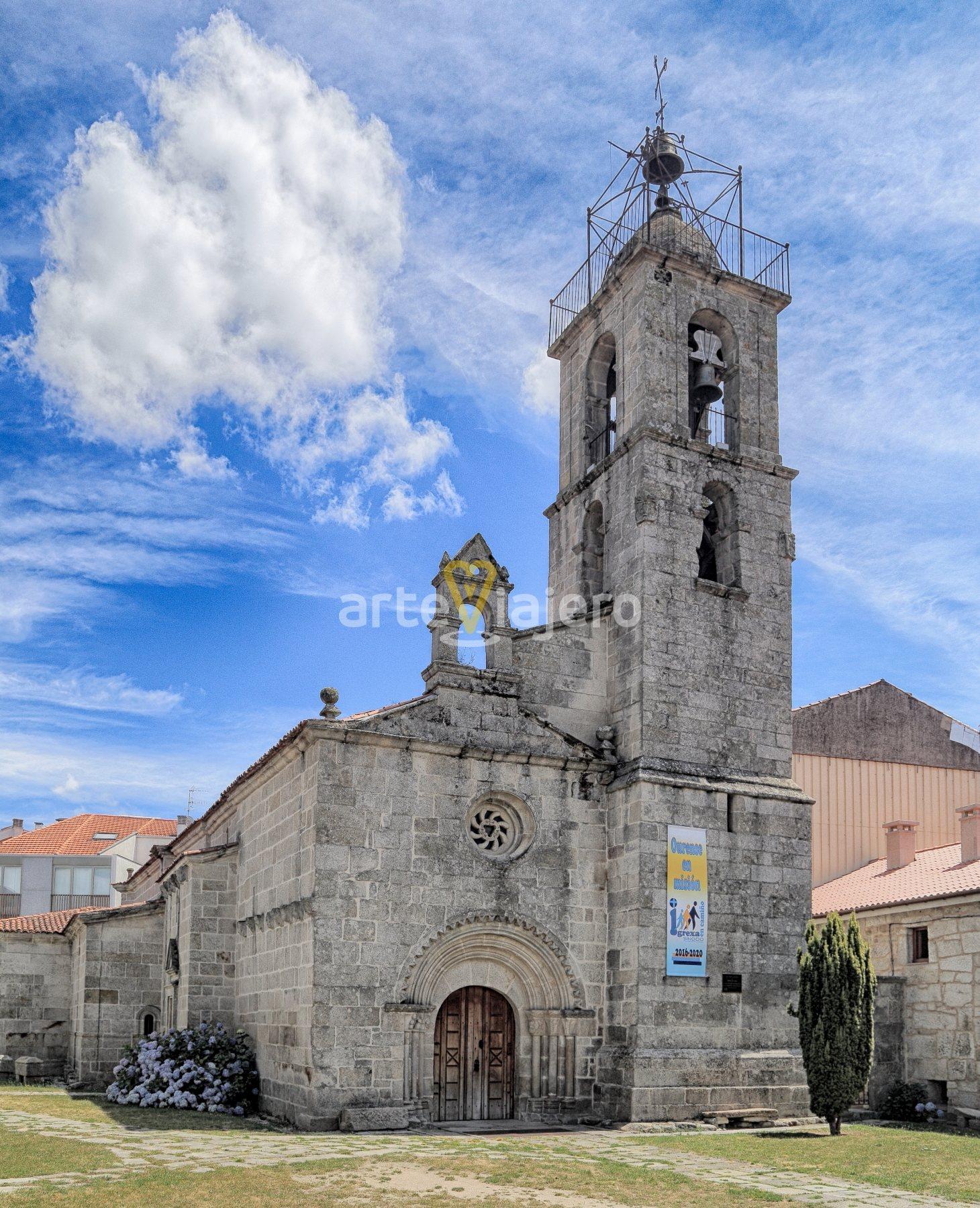 iglesia de xinzo de limia