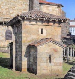 iglesia de san miguel de celanova