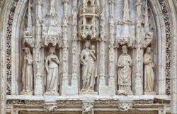 église sainte radegonde, poitiers