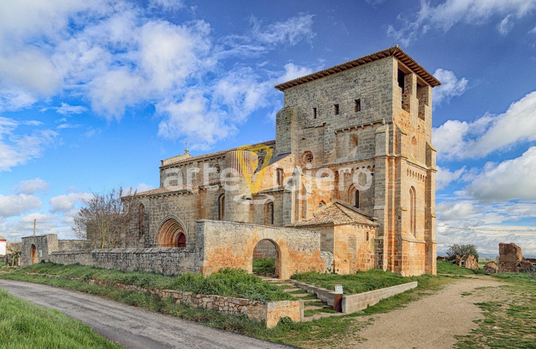 iglesia de villamorón