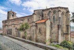 iglesia de santa maría del azogue de betanzos