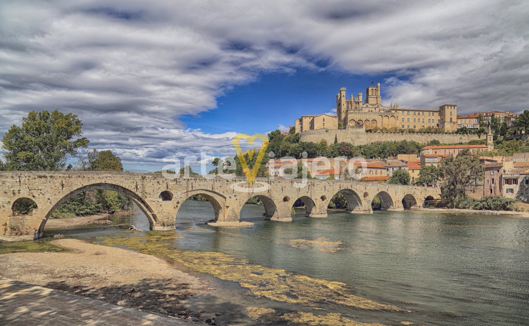 pont vieux de béziers