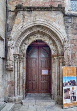 iglesia de san francisco, betanzos