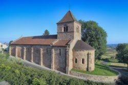église sanvignes les mines