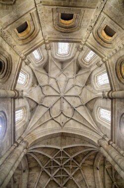 bóvedas santo domingo de la calzada, catedral de santo domingo