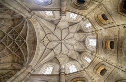 bóveda de la catedral de santo domingo de la calzada