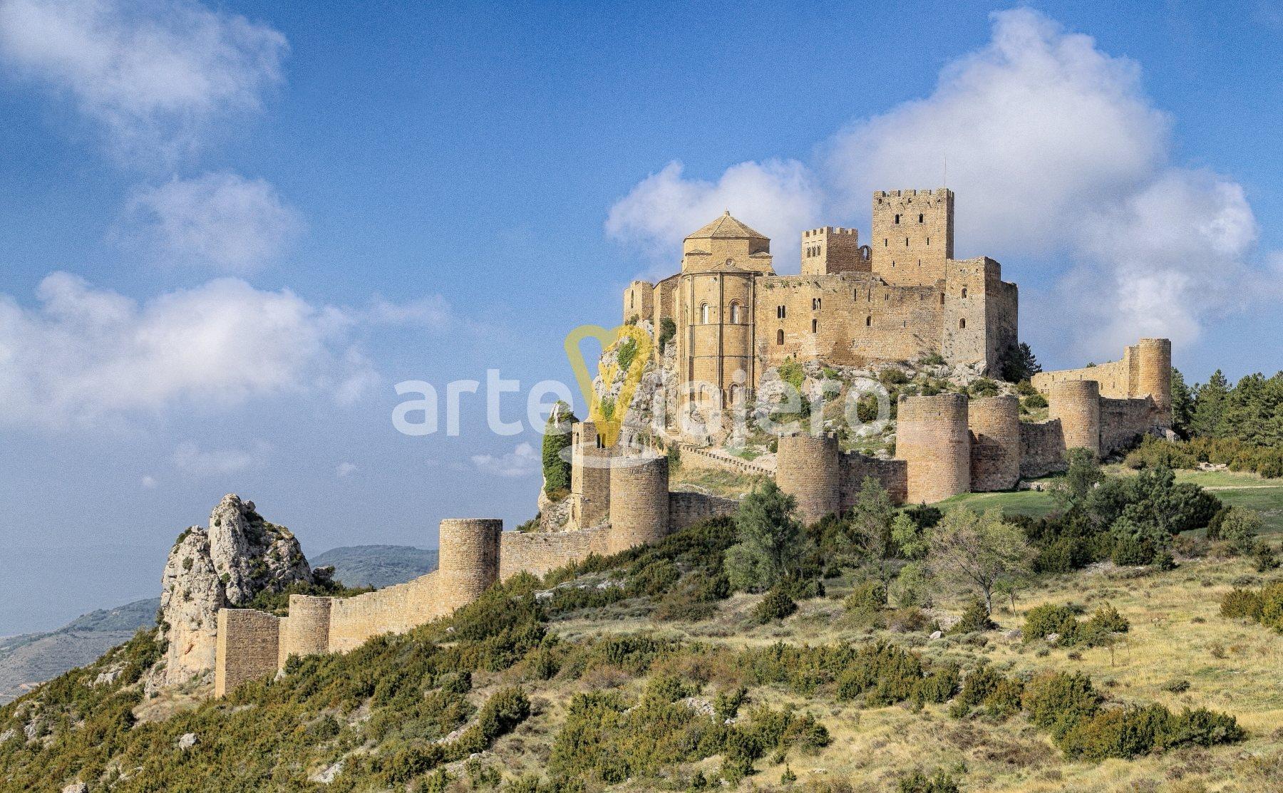 castillo abadía de loarre