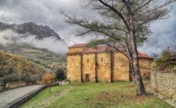 iglesia de arrojo