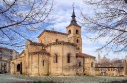 iglesia románica de san millán