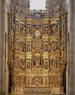 retablo mayor