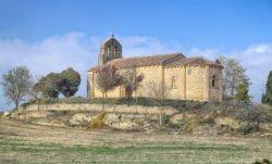 santa gadea del cid, ermita