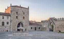 torreón del monasterio de las huelgas