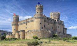 10 castillos de españa