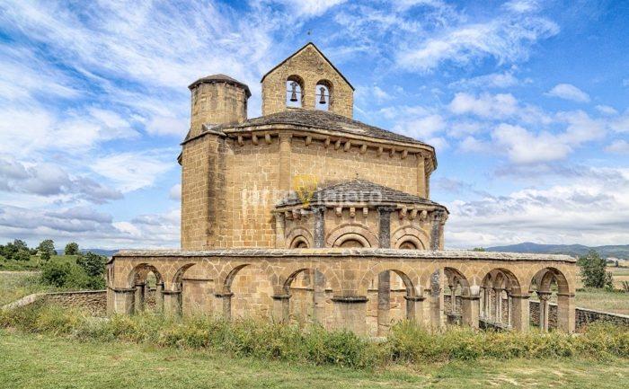 románico del camino de santiago