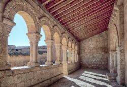 rejas de san esteban, iglesia de san martín