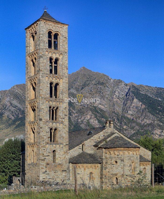 románico del valle de boí