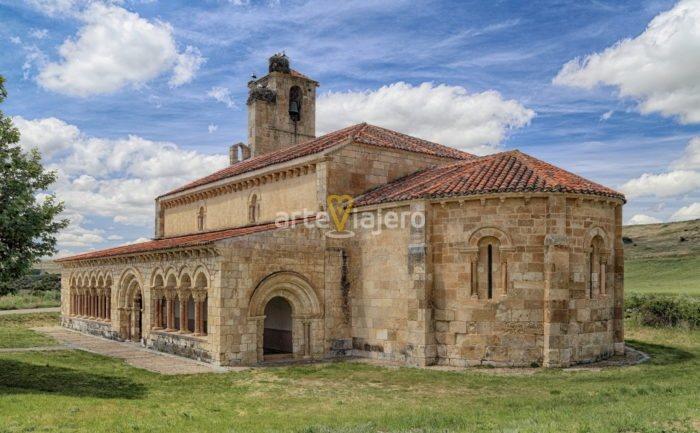 iglesia de duratón