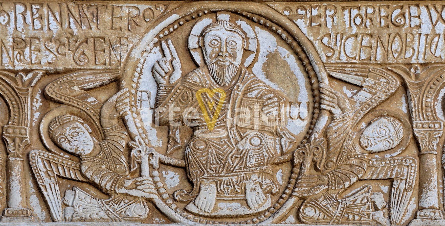 prerrománico francia