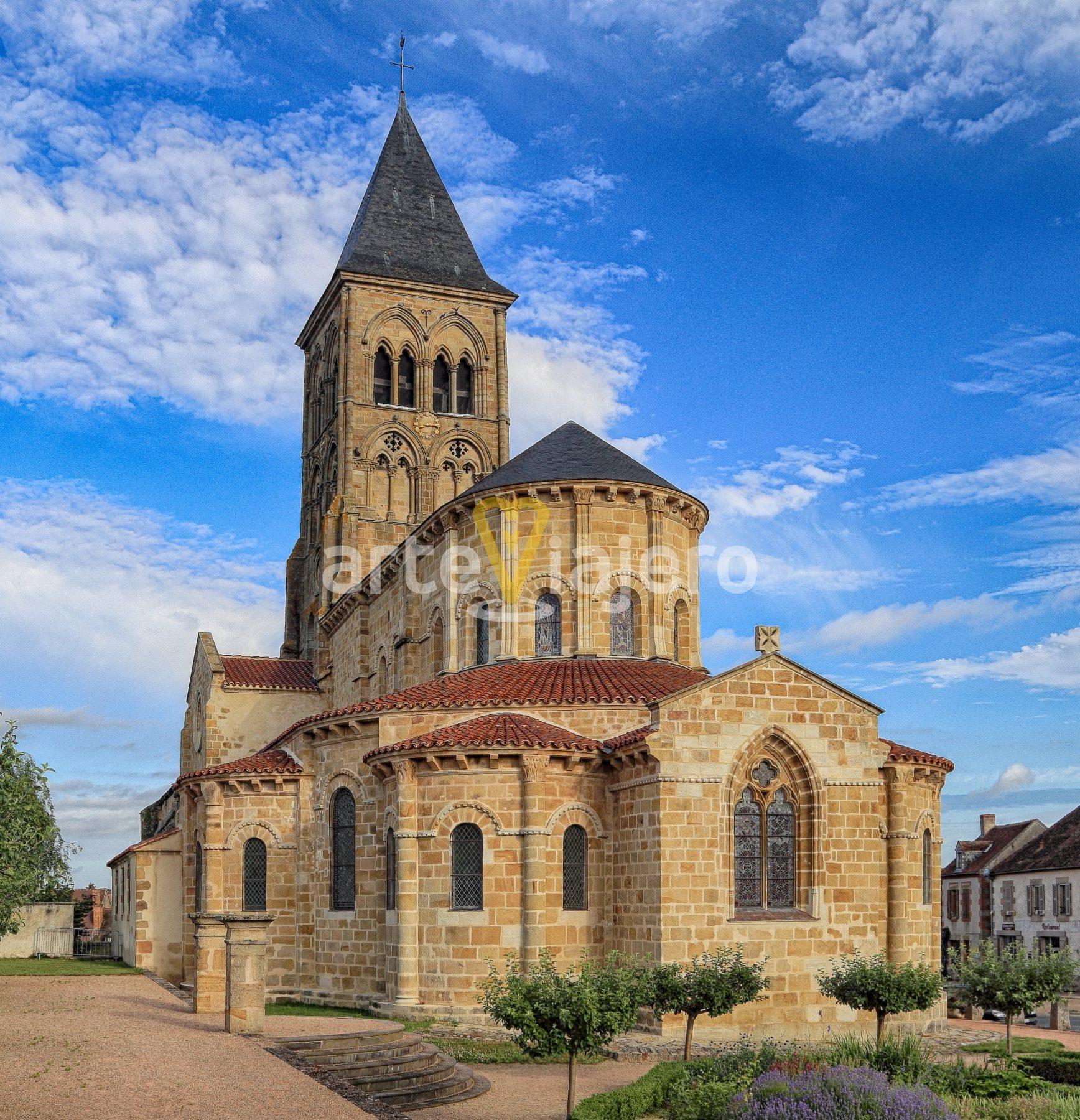 église saint menoux