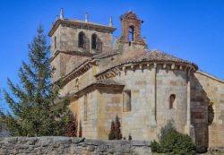 iglesia de villabermudo de ojeda