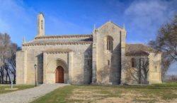 ermitas románicas de palencia