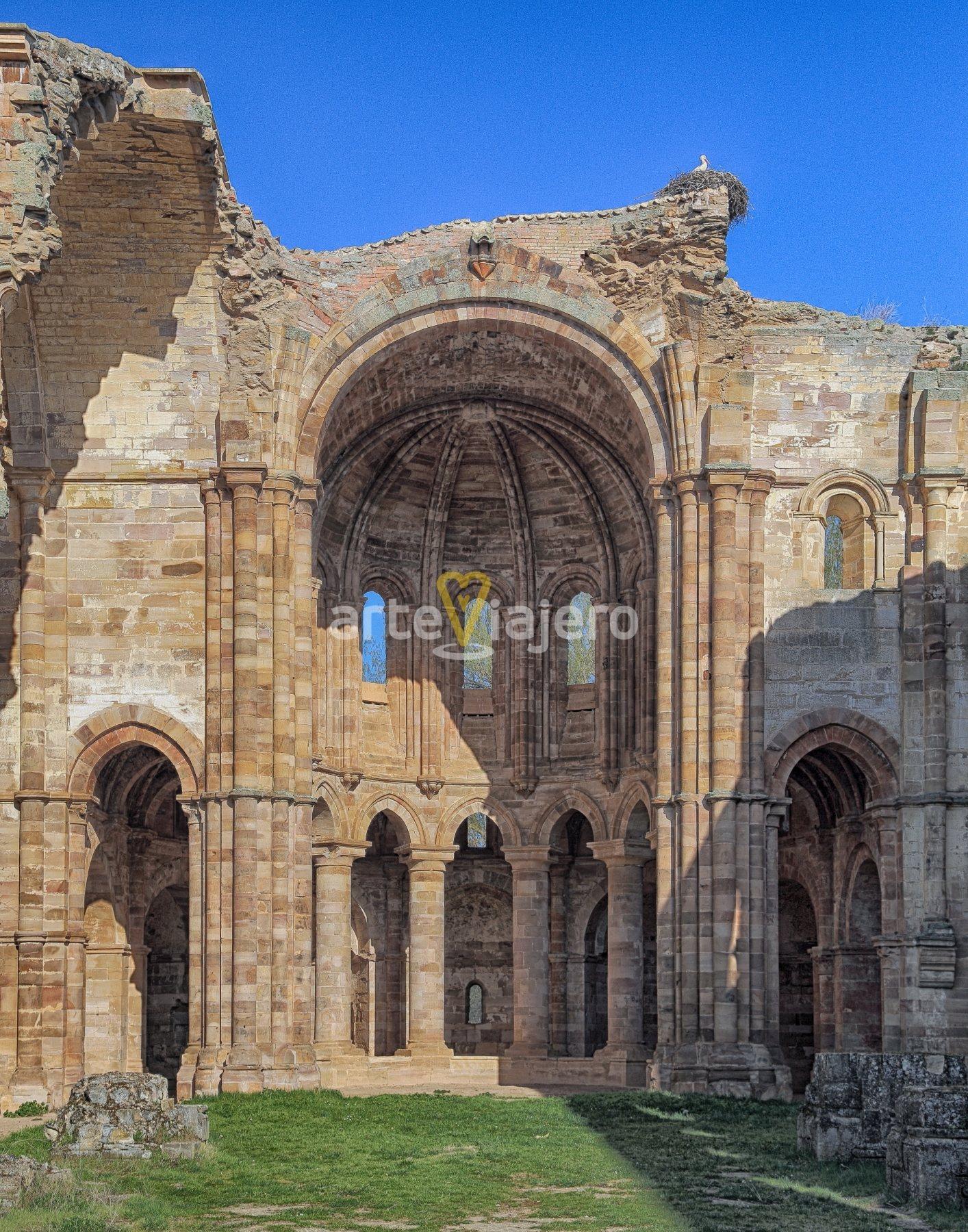 monasterio granja moreruela