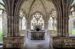 claustros románicos
