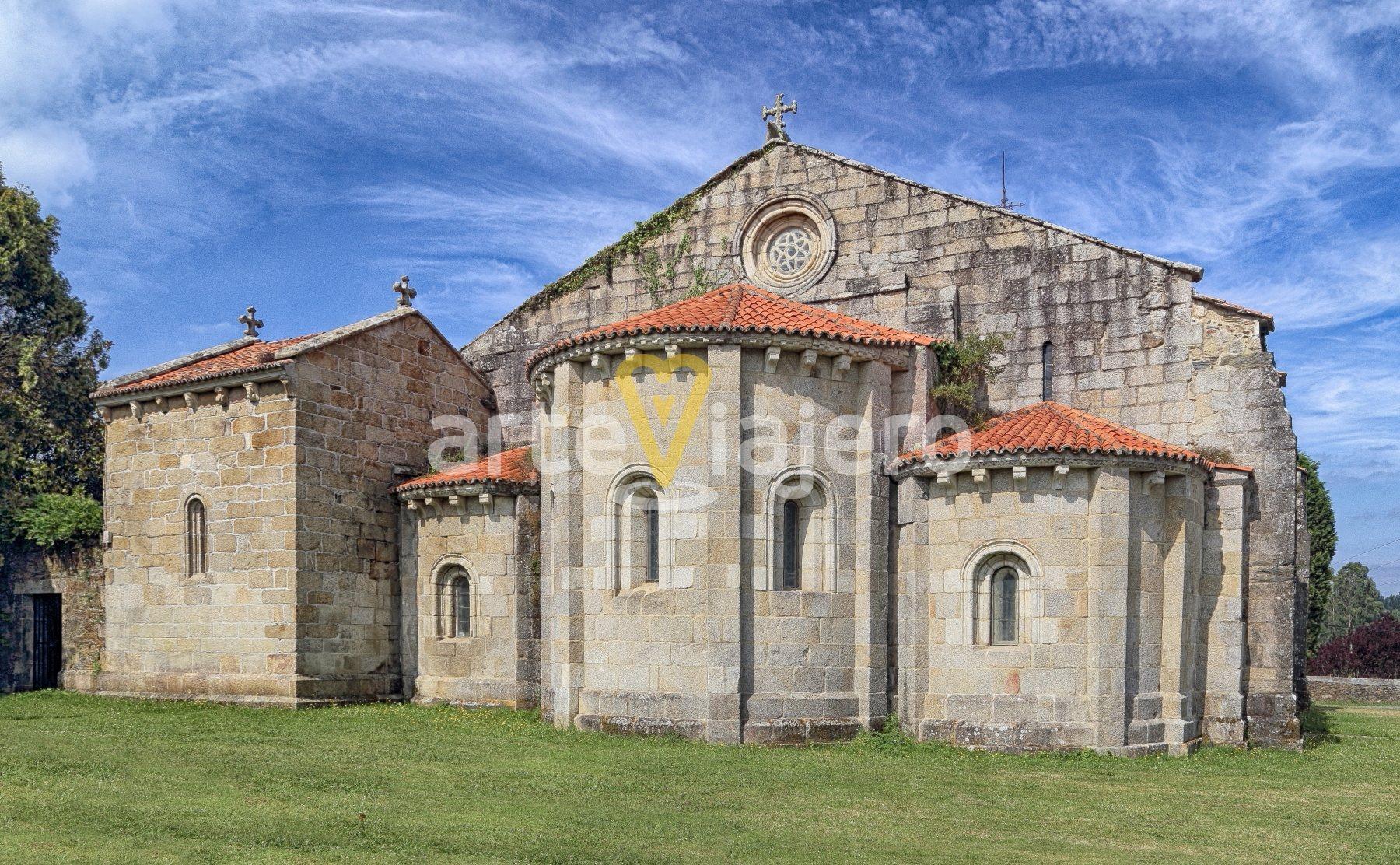monasterio de san salvador de bergondo