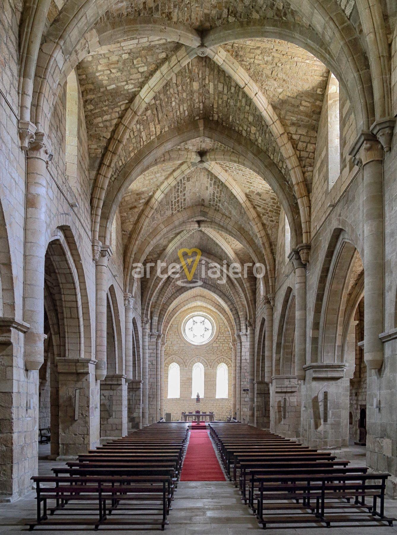 iglesia del monasterio de irantzu
