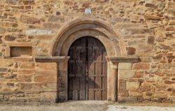 iglesia de santa maría de tábara, romanico zamorano