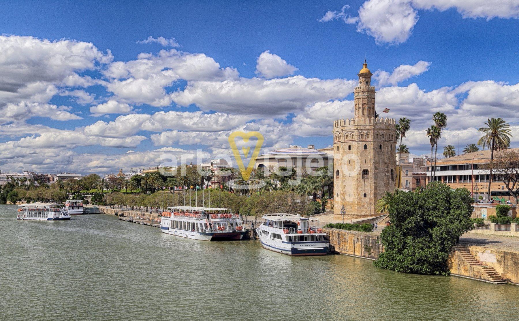 torre del oro guadalquivir