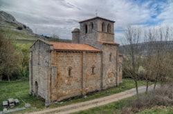 nuestra señora del valle, monasterio de rodilla