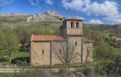 ermita de nuestra señora del valle, románico
