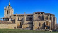 támara de campos, iglesia de san hipólito el real