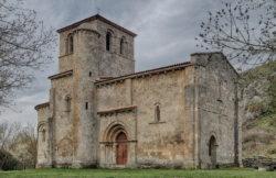 iglesias románicas de burgos