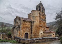 iglesia de san salvador de escaño