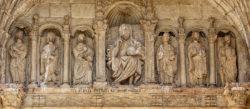 apostolado, iglesia zorita del páramo