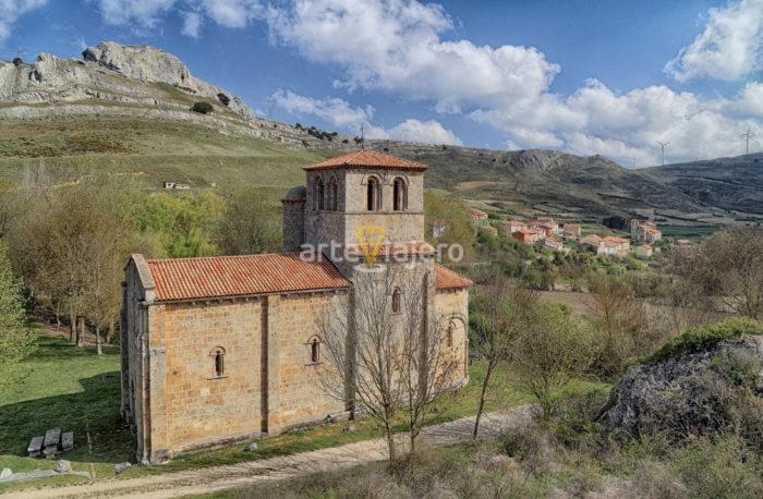 monasterio de rodilla, ermita de nuestra señora del valle