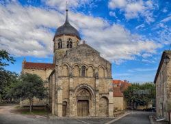 église saint martin de bellenaves