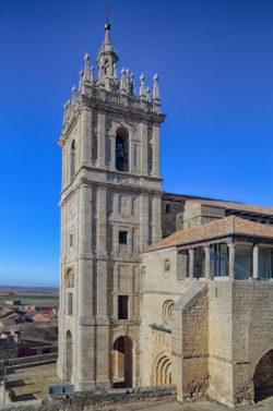 torre, támara de campos, san hipólito el real
