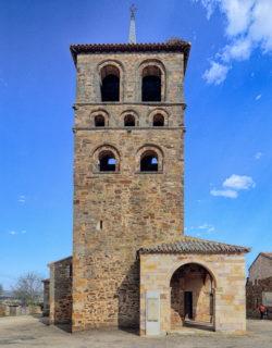 iglesia de tábara