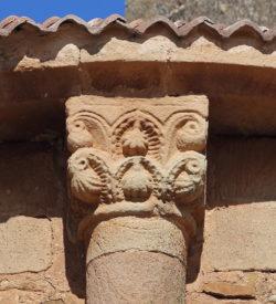 capitel románico soriano
